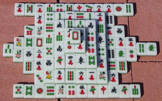 Mahjongg Solitaire Solver